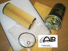 Luftfilter + Ölfilter + Pollenfilter + Kraftstoff Filter für VW GOLF 4 TDi