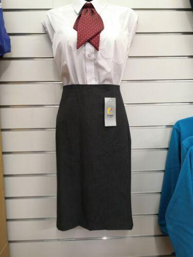 Trutex Girls Grey Pencil Skirts