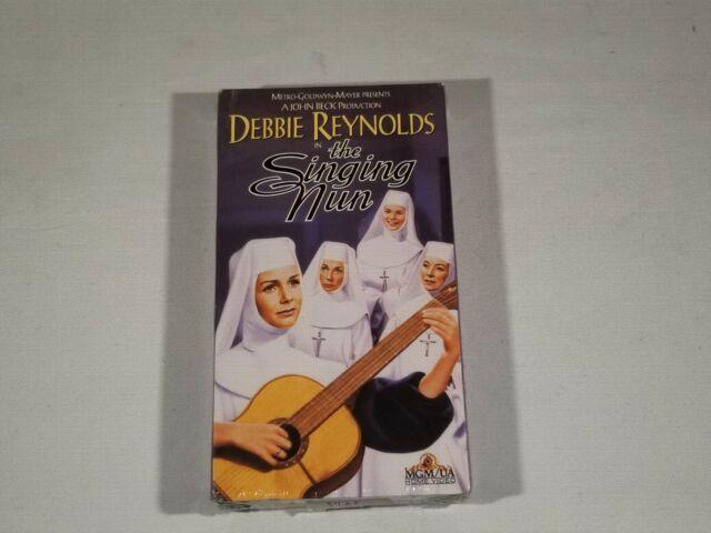 Debbie Reynolds The Singing Nun VHS, 1992, MGM