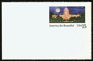 #UX142 15c America El Hermoso: El Capitol, Nuevo Cualquier 5=