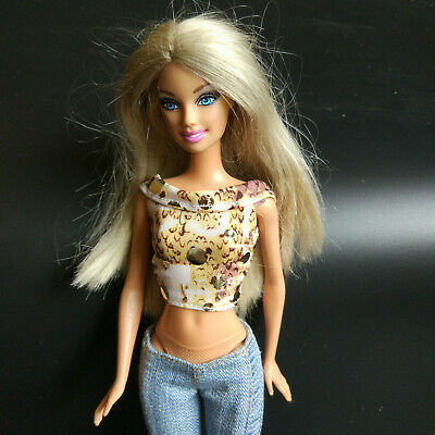 BJD Doll Skirt/&Clothes for 1//6 purple Overcoat + jeans New  2 in 1: 11.5inch