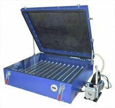 236x275 Screen Printing Vacuum Exposure Unit Led Light Box Plate Press Making