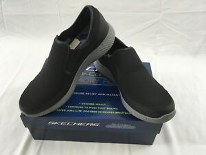a61f9e38bcb53 Skechers Men's Shoes Air Cooled Memory Foam DEPTH CHARGE-FLISH 52419 ...
