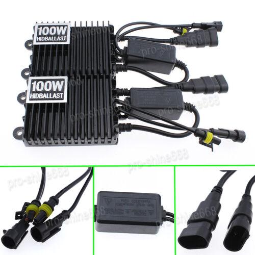 35W 55W 75W 100W 150W H4 H7 H11 H13 9005 9006 9007 Xenon HID Headlight Ballast