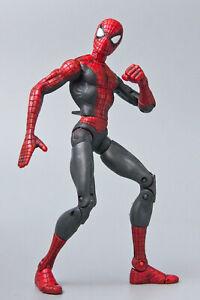 2003-ToyBiz-Classics-STREET-FIGHTING-SPIDER-MAN-Action-Figure-Free-Shipping