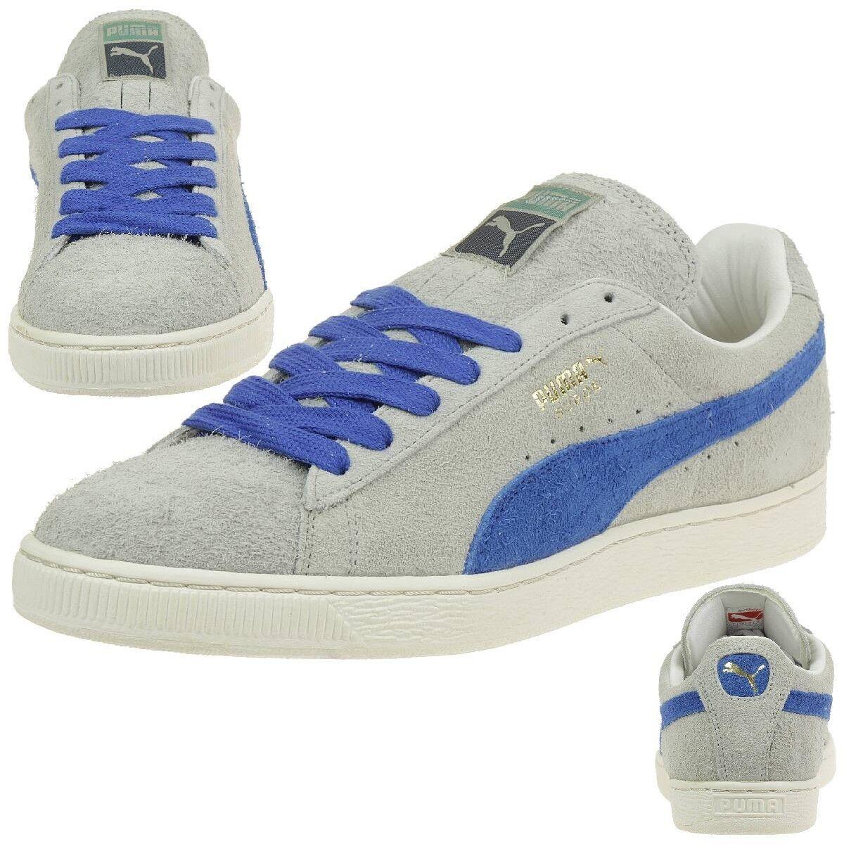 Puma Ante Vntg para Vintage Zapatillas Estilo deportivas para Vntg hombre cuero gris 6db7c8