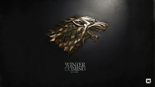 TV Show Game Of Thrones Silk Poster//Wallpaper 24 X 13 inches