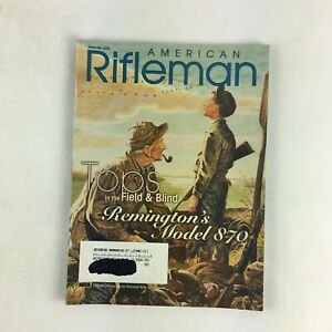 September-2003-American-Rifleman-Magazine-Tops-in-the-Field-amp-Blind-Remington-039-s870