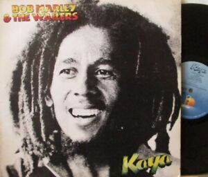 BOB-MARLEY-amp-THE-WAILERS-Kaya-VINYL-LP