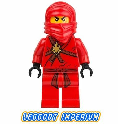 Ninjago njo007 FREE POST Kai Golden Weapons LEGO Minifigure