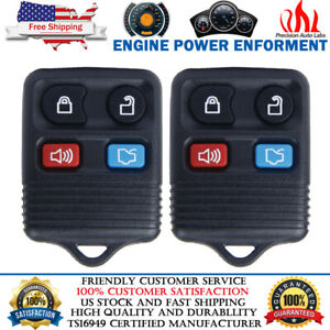 3 Button Keyless Entry Remote for Select Ford Vehicles cwtwb1u345 cwtwb1u331