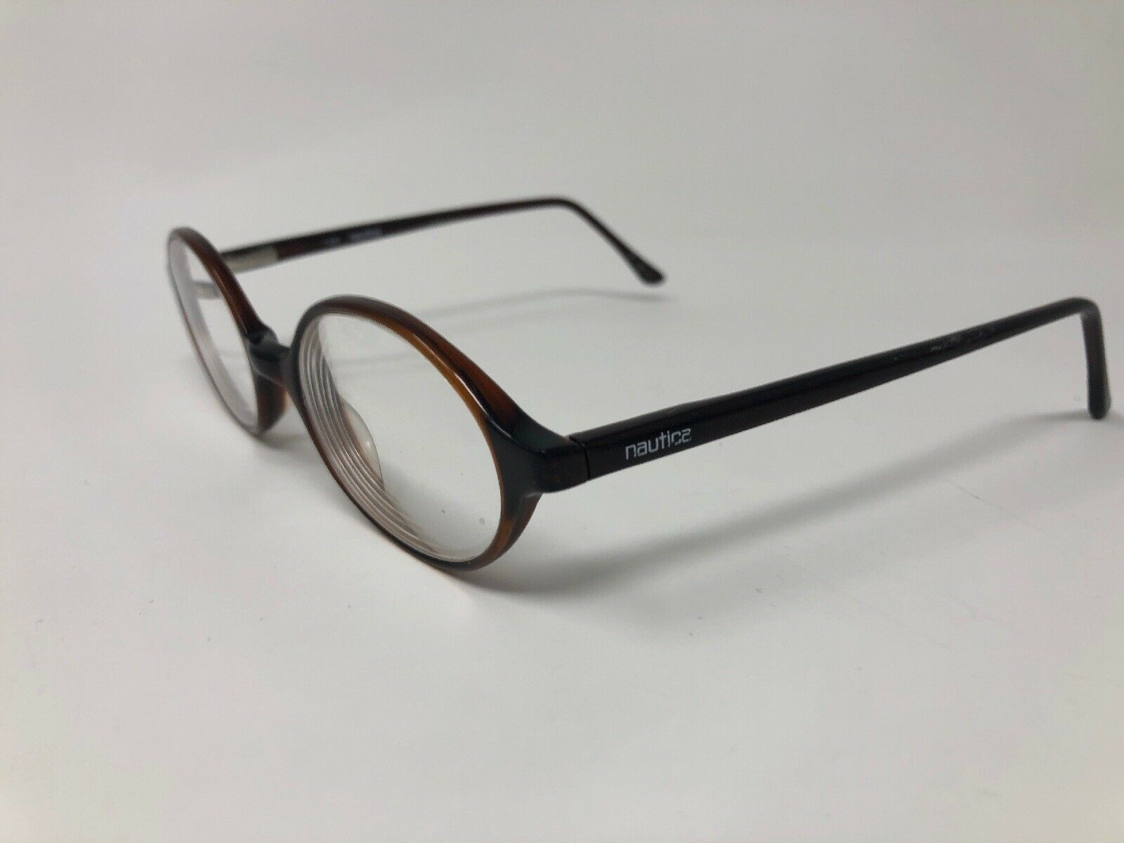 Eyeglasses NAUTICA N8116 343 OLIVE CRYSTAL