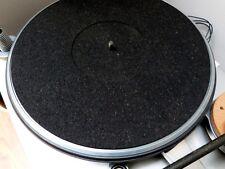 Garrard 401 Rega Thorens etc. Ø293mm CORK TURNTABLE MAT from Xad