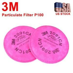 2091 Filter for 3 M 6200 6500 6502 7500 Half...