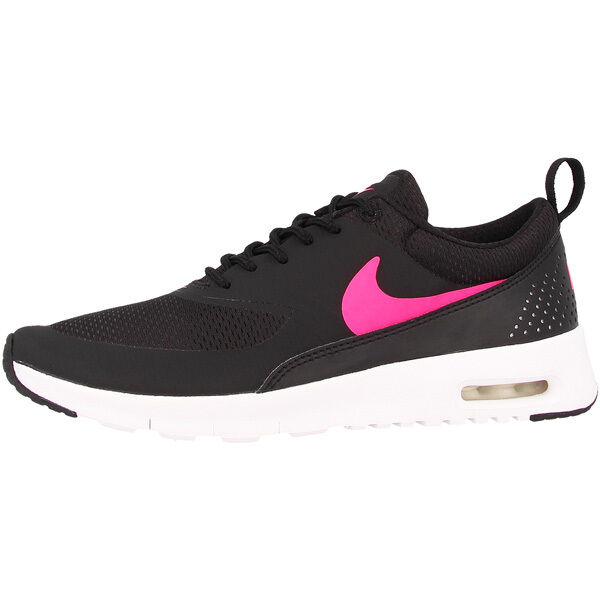 Nike air max thea GS Chaussures de sport loisirs sneaker noir pink 814444-001 tavas-
