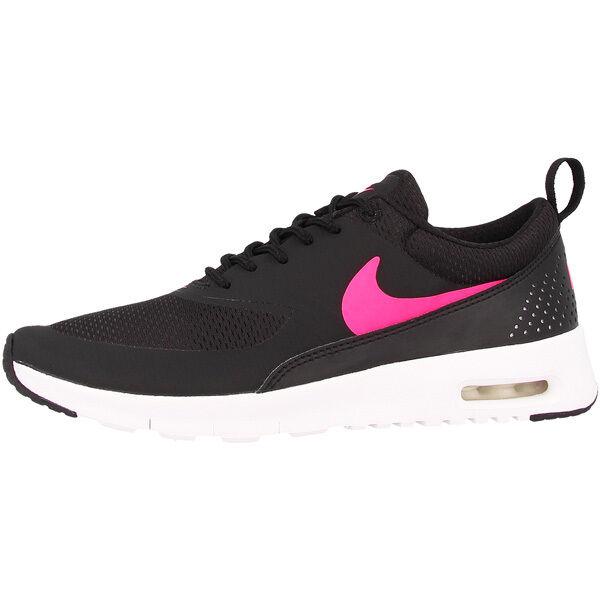 Nike Air Max Thea GS Schuhe Sport Freizeit Sneaker schwarz pink 814444-001 Tavas