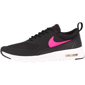 Thea Max Sport Air Pink Nike Sneaker Freizeit Tavas 814444 Schuhe 001 Gs Black 16E5X