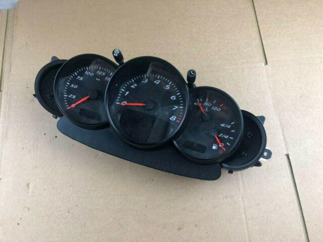 Porsche Boxster 986 2.7 Instrument cluster speedo 98664120700 70C