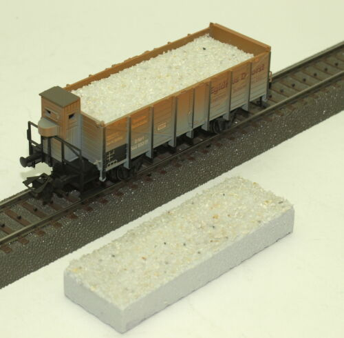 "/""sabbia quarzo/"" OVP 056 avente per Märklin h0 costruzione OM carri merci 46032"