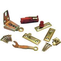 10 Pk Johnson Hardware Bifold Folding Closet Door Replacement Parts Set 1700ppk3