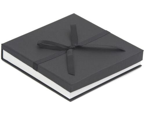 LALP 06 Premium Joyería Collar Colgante Pendientes Conjunto cajas 160x160x30mm