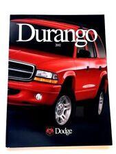 SRT SXT 2005 Dodge Neon and SRT4 20-page Original Car Sales Brochure Catalog