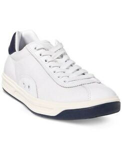 Ralph 12 Shoes Details 100 Polo About Lauren Court Leather tQrdCshx