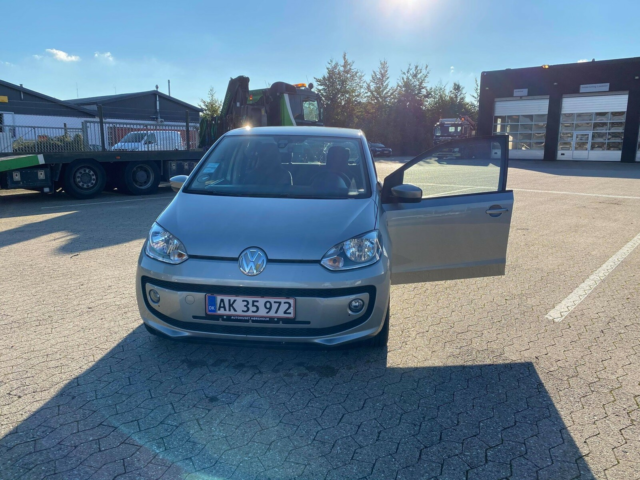 VW Up!, 1,0 60 Move Up! BMT, Benzin, 2014, km 53414,…