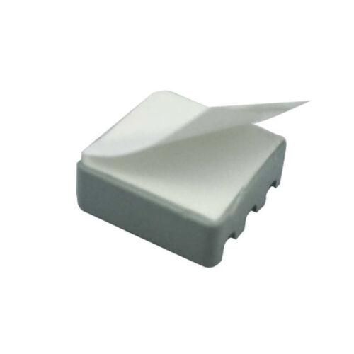 Raspberry Pi Zero Ceramic Heat sink Cooler with Thermal Adhesive Pads UK Stock