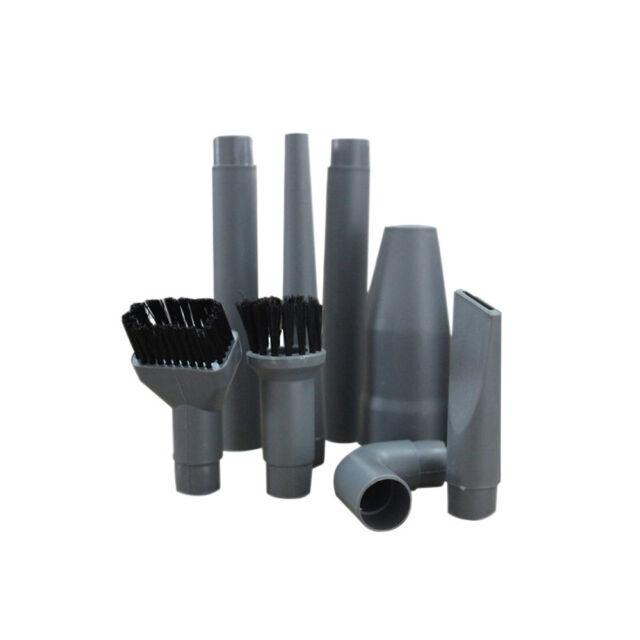 9pcs Vacuum KIT Mini Tool Brush Head Dust Suction Kit Attachments Parts