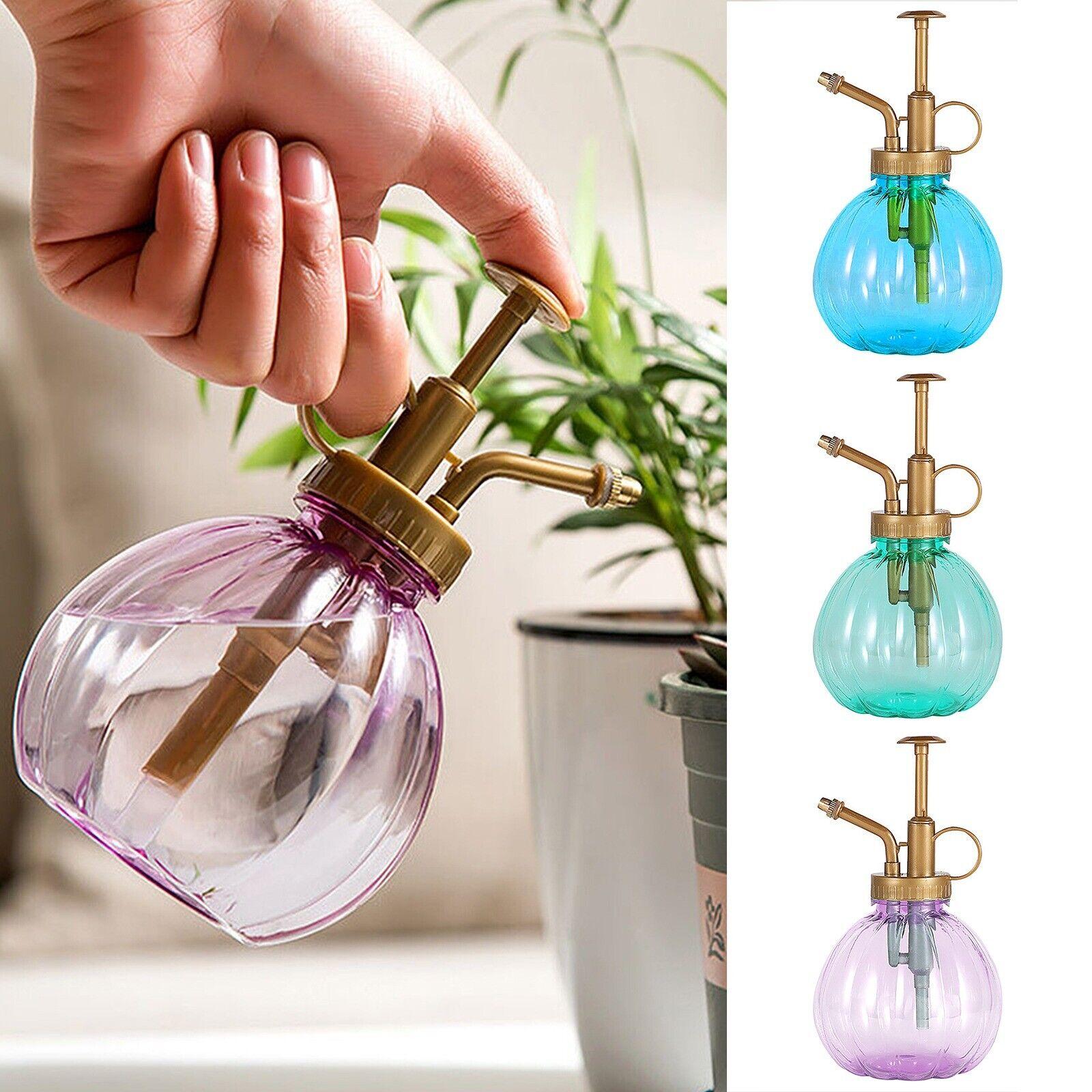 Home Glass Watering Pot Spray Bottles Plant Flower Garden-Mister Sprayer Bottle/