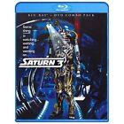 Saturn 3 (Blu-ray/DVD, 2013, 2-Disc Set)