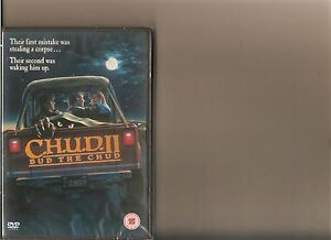 CHUD 2 BUD THE CHUD DVD SEALED - <span itemprop=availableAtOrFrom>pontefract, West Yorkshire, United Kingdom</span> - Returns accepted Most purchases from business sellers are protected by the Consumer Contract Regulations 2013 which give you the right to cancel the purchase within 14  - pontefract, West Yorkshire, United Kingdom