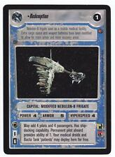 SWCCG Star Wars CCG • Redemption Rebels Capital Starship • CLOUD CITY • RARE