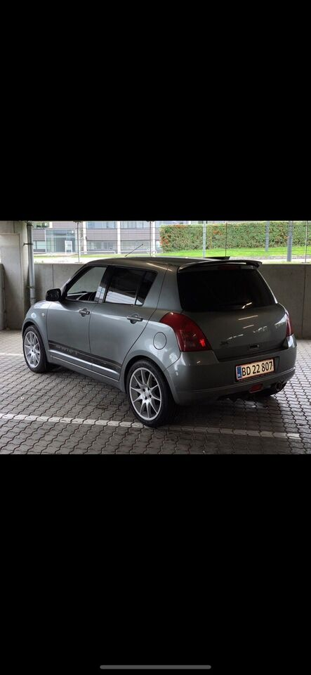 Suzuki Swift, 1,5 GLX, Benzin