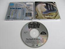 THE DEATH OF AFRICA...? CD 1993 V.O.D. ABHORRENCE RETRIBUTION DENIED DEBAUCHERY!