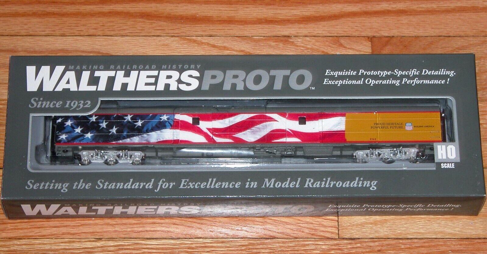 essere molto richiesto WALTHERS ProssoO 920-9200 920-9200 920-9200 85' ACF borsaGAGE auto UP HERITAGE UNION PACIFIC FLAG  ecco l'ultimo