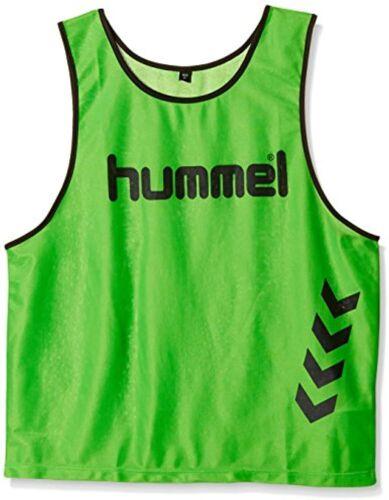 XL Hummel Unisex Leibchen Fundamental Training Bib 05-002-6057 neon green