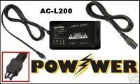 Ac Adapter For Sony Dcrsx83es Hdrcx110 Hdrcx110e Hdr-cx6 Hdrxr520xr Hdrcx520v