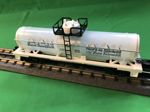 Lionel 6-84330 Witches Brew Transport Tank Car