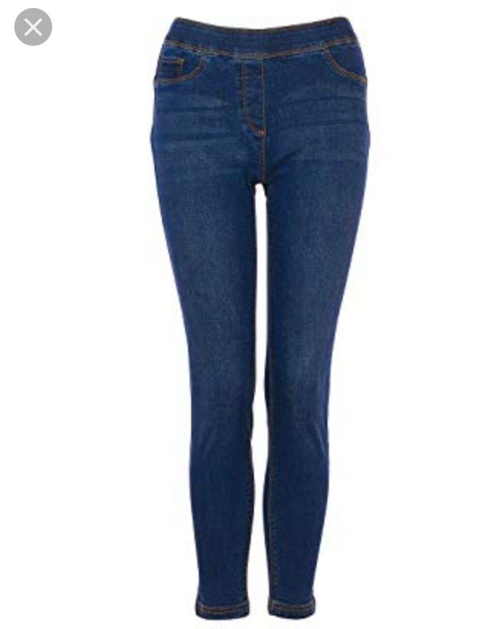 Coco and Carmen OMG Skinny Jeans in Dark Denim