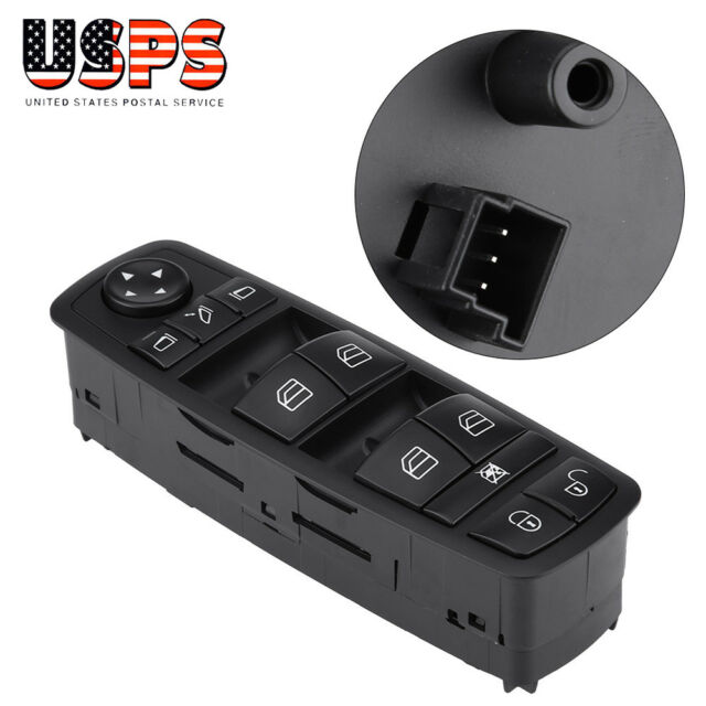 Power Master Window Switch for MERCEDES BENZ W169 W245 1698206710 2005-2011