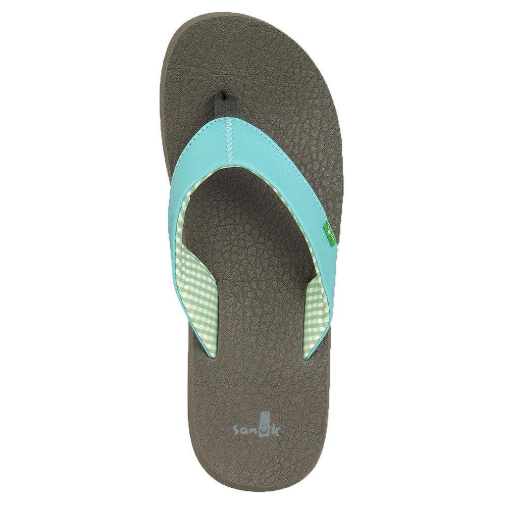 Sanuk Tapis de Yoga Sandales Aqua Sanuk Femmes Sandales & Chaussures de Plage