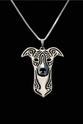 Silver Cocker Spaniel Pendant Necklace Collectable Gift with 18 inch Chain