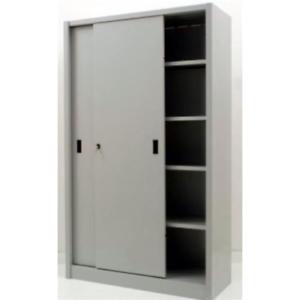 NSP02662 Armadio archivio ufficio in metallo da 180x45x200 ...