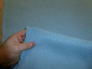 FRESH-BRIGHT-BLUE-Plain-Chenille-Upholstery-Fabric