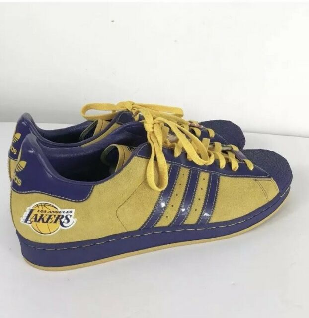 Adidas Angeles Court 20 Los Nba Superstar Lakers Sz Series Mens 8wkn0PXO