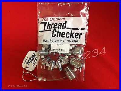 Thread Checker SWTC-S21 Thread Testers Gages SAE INCH ONLY Male//Female NC /& NF