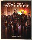 Star Trek: Enterprise - The Complete First Season (Blu-ray Disc, 2013, 6-Disc Set)