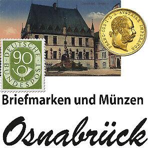 Briefmarken und Münzen Osnabrück